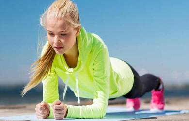 Plank Challenge - 30 Days Challenge: Melts Fat and Tones Your Muscles