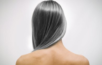 How to Get Rid of Grey Hair