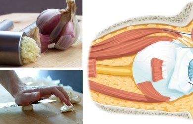 How to Improve your Eyesight Naturally using Garlic