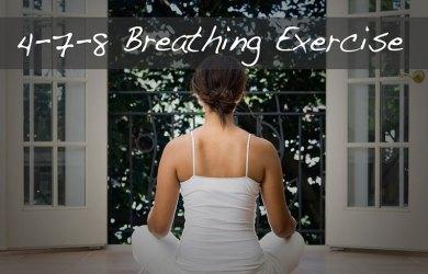 4-7-8 Breathing Technique
