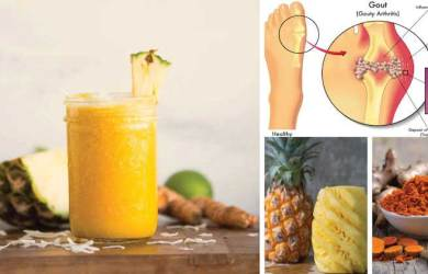 Ginger Pineapple Drink