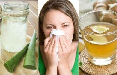 treat allergic rhinitis