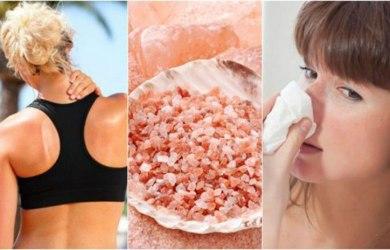 Health Benefits of Himalayan Pink Salt