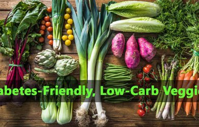 Low-Carb Veggies