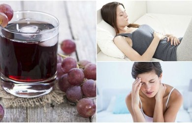 grape juice benefits