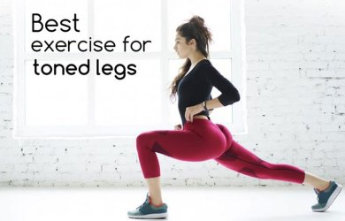Exercises to Help Tone Your Legs Quickly