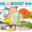 Immune System Boosting Vitamins