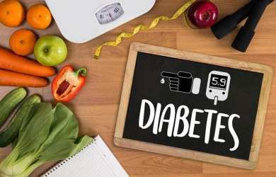 Weight-Loss Diet for Diabetics