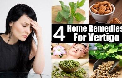 Natural Remedies to Help You Treat Vertigo