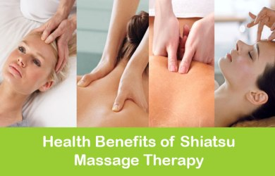 Benefits of Shiatsu Massage Therapy