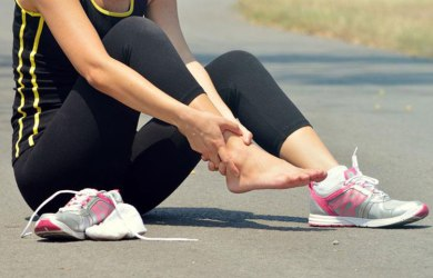 Treat Sprain Symptoms Naturally