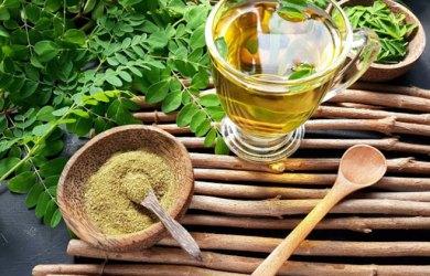 Health Benefits of Moringa Tea
