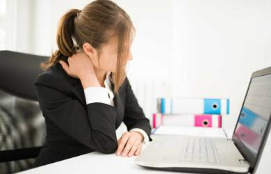 Effects Poor Posture Has on Health