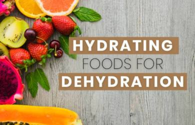 Diet for Dehydration