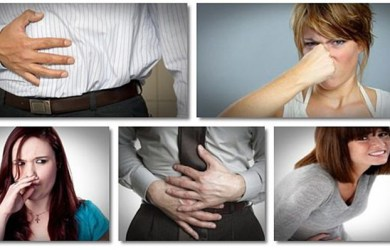 Home Remedies to Treat Flatulence