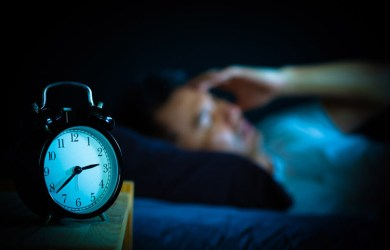 Insomnia Due to Stress