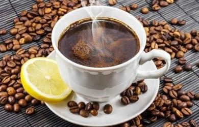 Coffee with Lemon