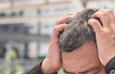 Connection Between Gray Hair and Stress