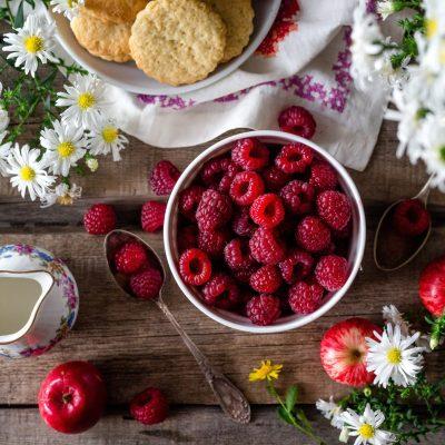 Raspberry Hazelnut Mouse Recipe