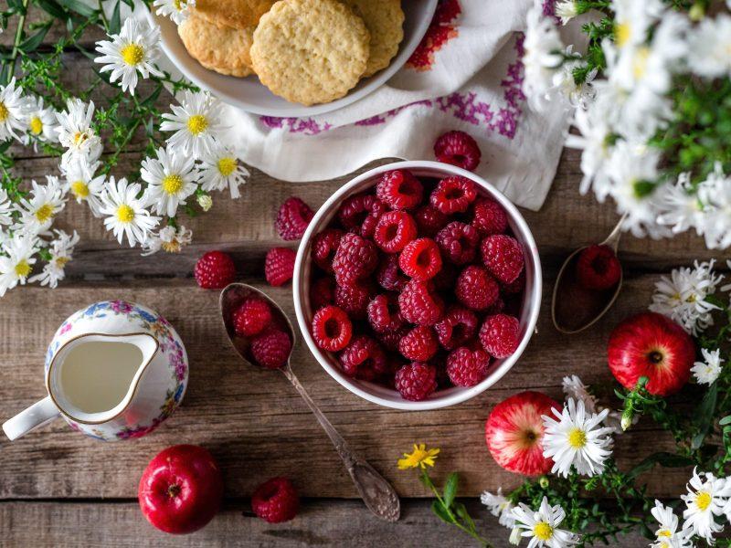 Raspberry Hazelnut Mouse