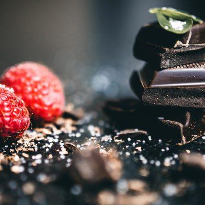 Chocolate Coconut Raspberry Cups Recipe