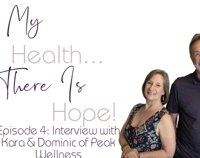 Episode 4: Interview with Dominic & Kara of Peak Wellness Group