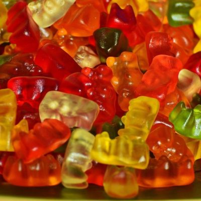Cherry Lime-aid Nighttime Gummies Recipe