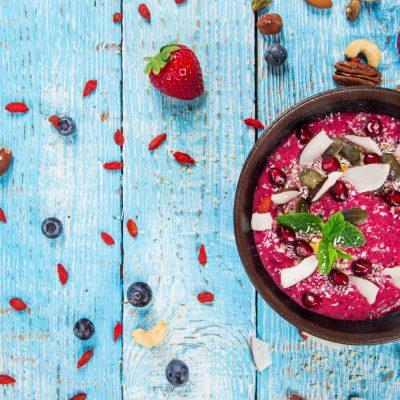 Very Berry Smoothie Bowl Recipe