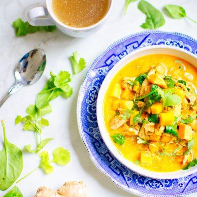 Butternut Squash Curry Recipe