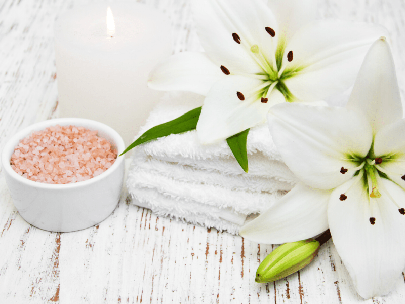 Destress Bath Salts
