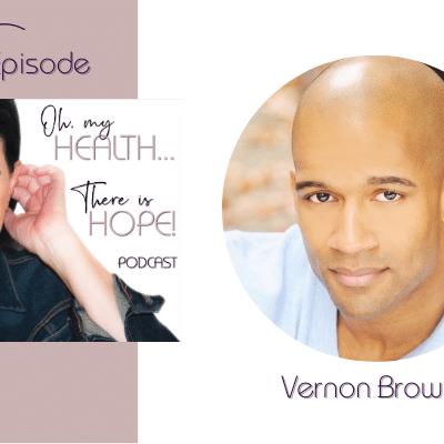 Episode 170: Standing on the shoulders of Giants! with Vernon Brown
