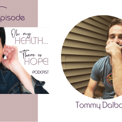 Episode 172: Strength Through Vulnerability with Tommy Dahlborg