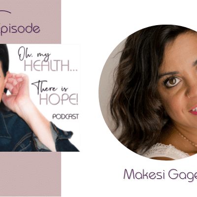 """Episode 234: """"No"""" Is A Complete Sentence with Makensi Gage"""