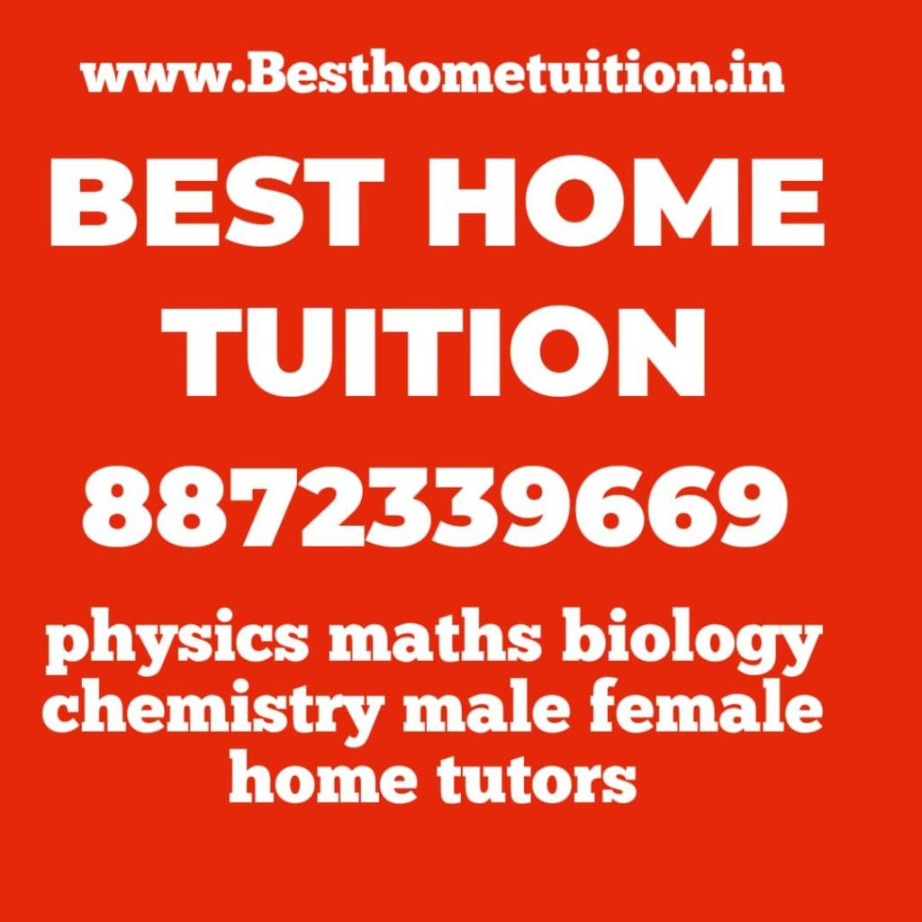 HOME TUITION IN mohali