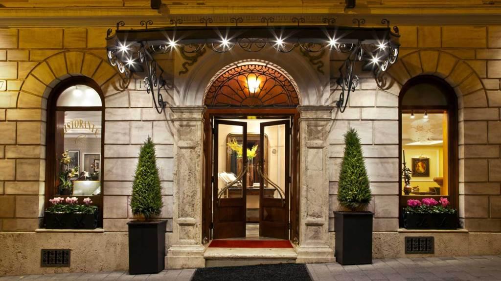 Hotel Ottocento, Rome historic center