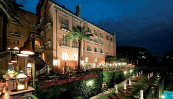 Palazzo Avino Luxury Hotel In Ravello On The Amalfi Coast
