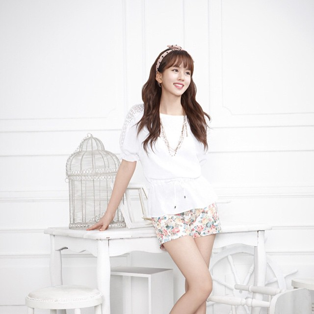 Kim So Hyun Pure Lovely Picture and Photo