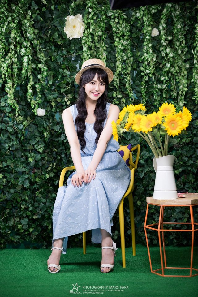 Kang Yu I Beautiful Legs Temperament Picture and Photo