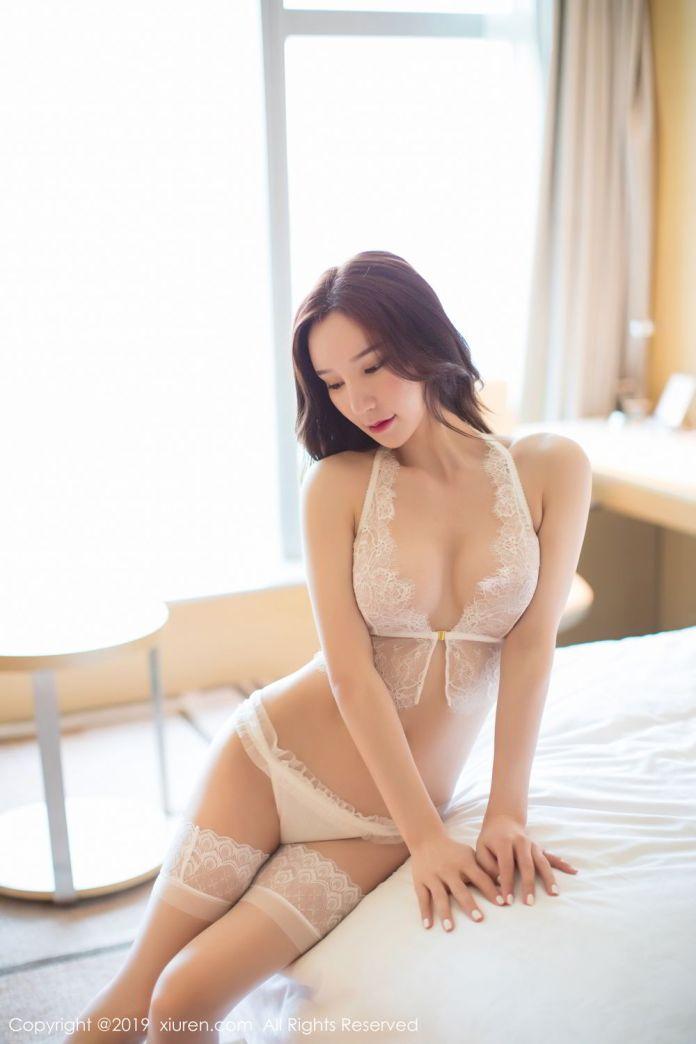XiuRen Vol. 1953 Zhou Yu Xi - Best Hot Girls