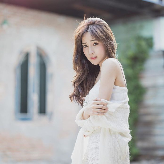 Thanyarat Charoenpornkittada Mixed Campus Queen Pure Picture and Photo