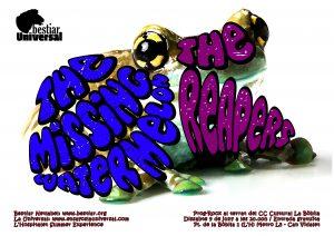 The Missing Watermelon; The Reapers; Bestiar Universal; Bestiar Netlabel; CC La Bòbila