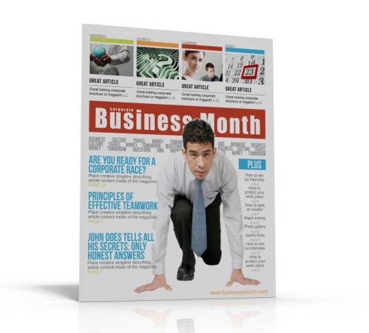 Business week template corporate indesign magazine template business week corporate 1 cheaphphosting Gallery