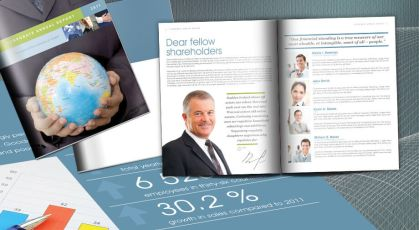 Free Annual Report Template in InDesign Download 16 Sample Pages – Annual Report Template