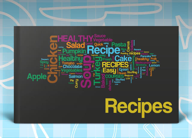 Cook Book  Recipe Book Template  Sample Pages For Recipes