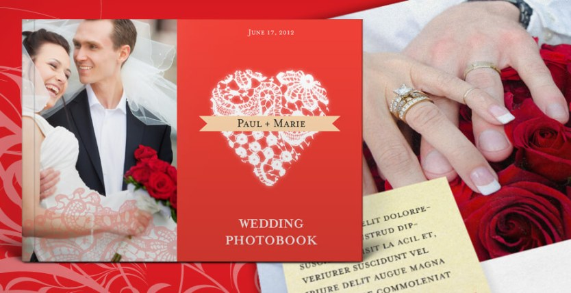 Wedding Photobook Template Download 12 Sample Pages