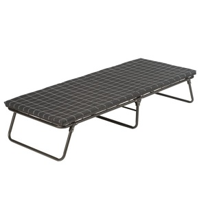 Coleman 30 X 80 Comfortsmart Deluxe Portable Folding Cot Bed Mattress Fold Up For