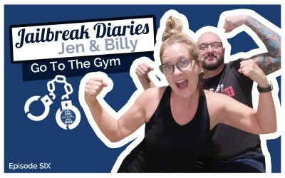 The Jailbreak Diaries: Going To The Gym
