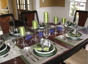 new construction home_dining room_after staging