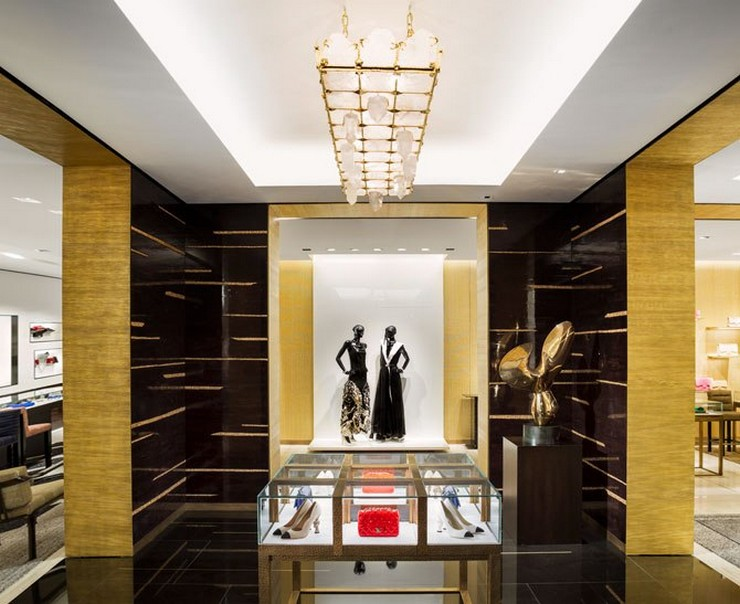 Celebrity News Meet New Chanel Store By Peter Marino