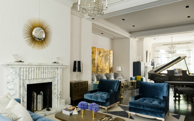 The World's Top 10 Interior Designers - David Collins top 10 interior designers The World's Top 10 Interior Designers 50 best interior design projects by David Collins 47